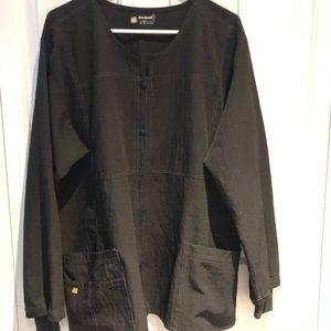 Four Stretch XL black super comy  scrub/ coat